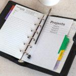 プロジェクトイベントログを記録する